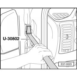 U30802 SEAT NARZĘDZIE SERWISOWE VW AUDI SEAT SKODA