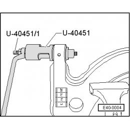 U40451 SEAT NARZĘDZIE SERWISOWE VW AUDI SEAT SKODA