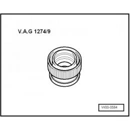 VAG1274/9 NARZĘDZIE SERWISOWE VW AUDI SEAT SKODA