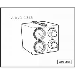 VAG1368 NARZĘDZIE SERWISOWE VW AUDI SEAT SKODA