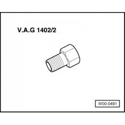 VAG1402/2 NARZĘDZIE SERWISOWE VW AUDI SEAT SKODA
