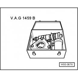 VAG1459B NARZĘDZIE SERWISOWE VW AUDI SEAT SKODA