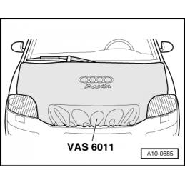 VAS6011 NARZĘDZIE SERWISOWE VW AUDI SEAT SKODA