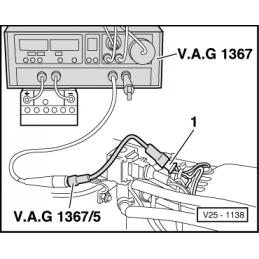 VAG 1367/5 NARZĘDZIE SERWISOWE VW AUDI SEAT SKODA
