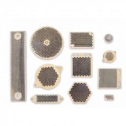 95A151340 PLASTIC REFLECTOR