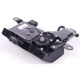 3D5827505C 01C - Zamek maski z przełącznikiem czerń satyna