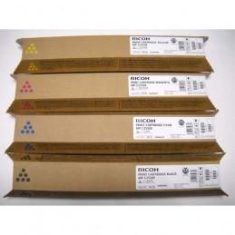 Oryginalny Toner Ricoh MP C2550E ZESTAW 841199 841196 841197 841198