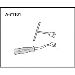 A71101 NARZĘDZIE SERWISOWE VW AUDI SEAT SKODA